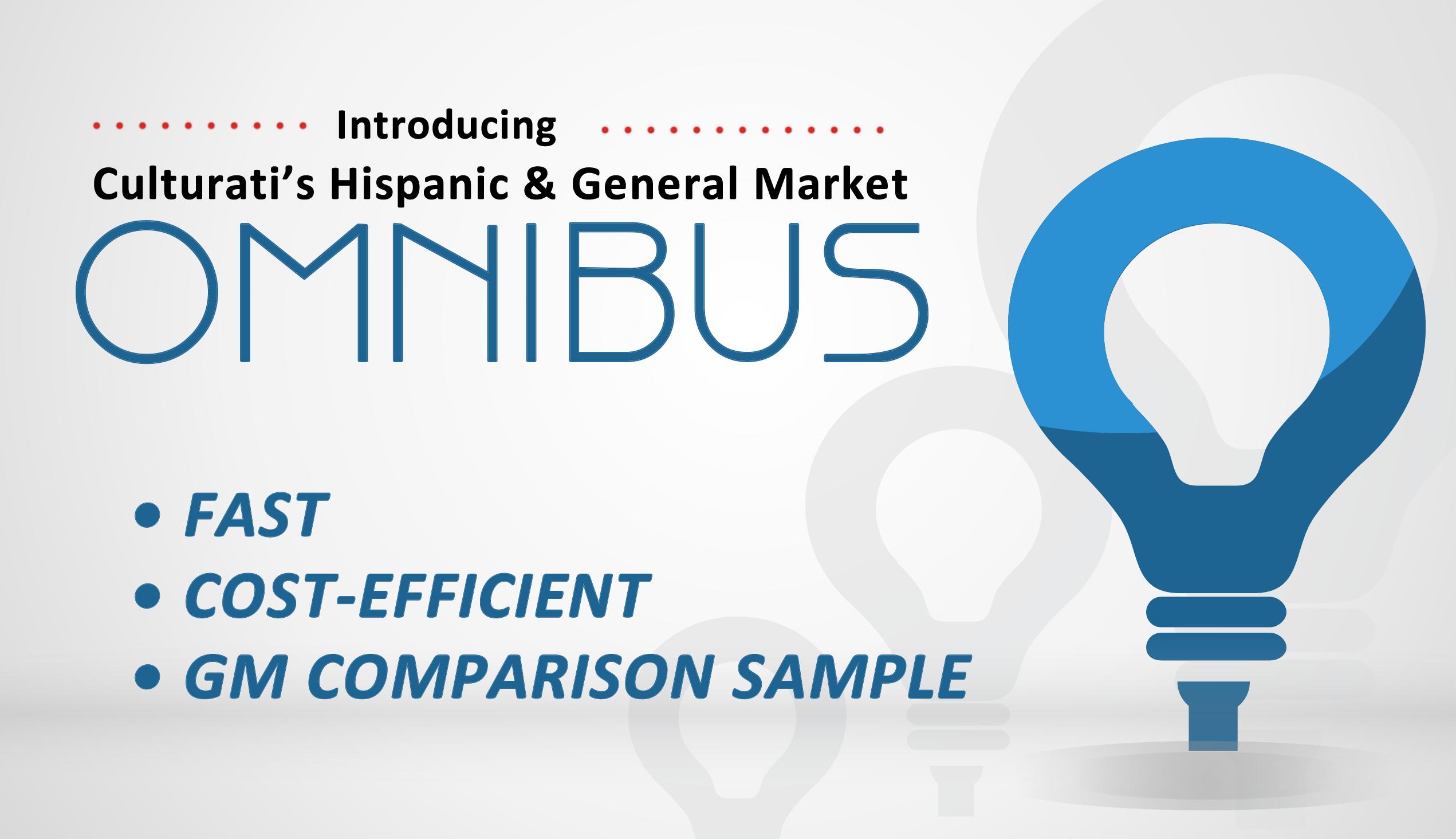 Hispanic & General Market Omnibus