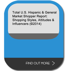 Hispanic & General Market Shopper Report