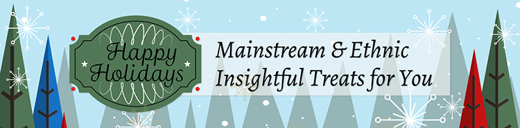 Infographic: Mainstream & Ethnic Insightful Treats for You