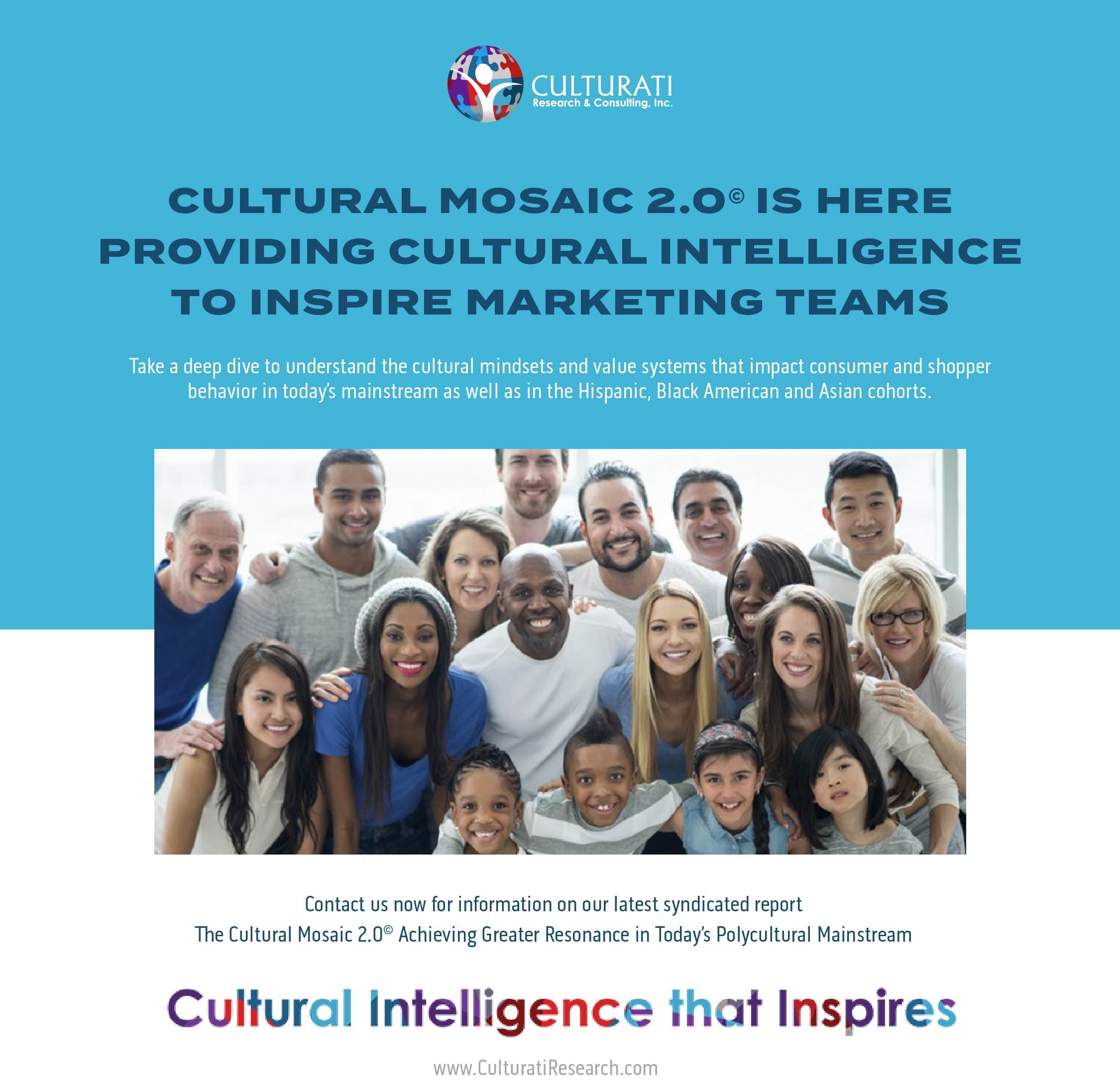 Cultural Mosaic 2