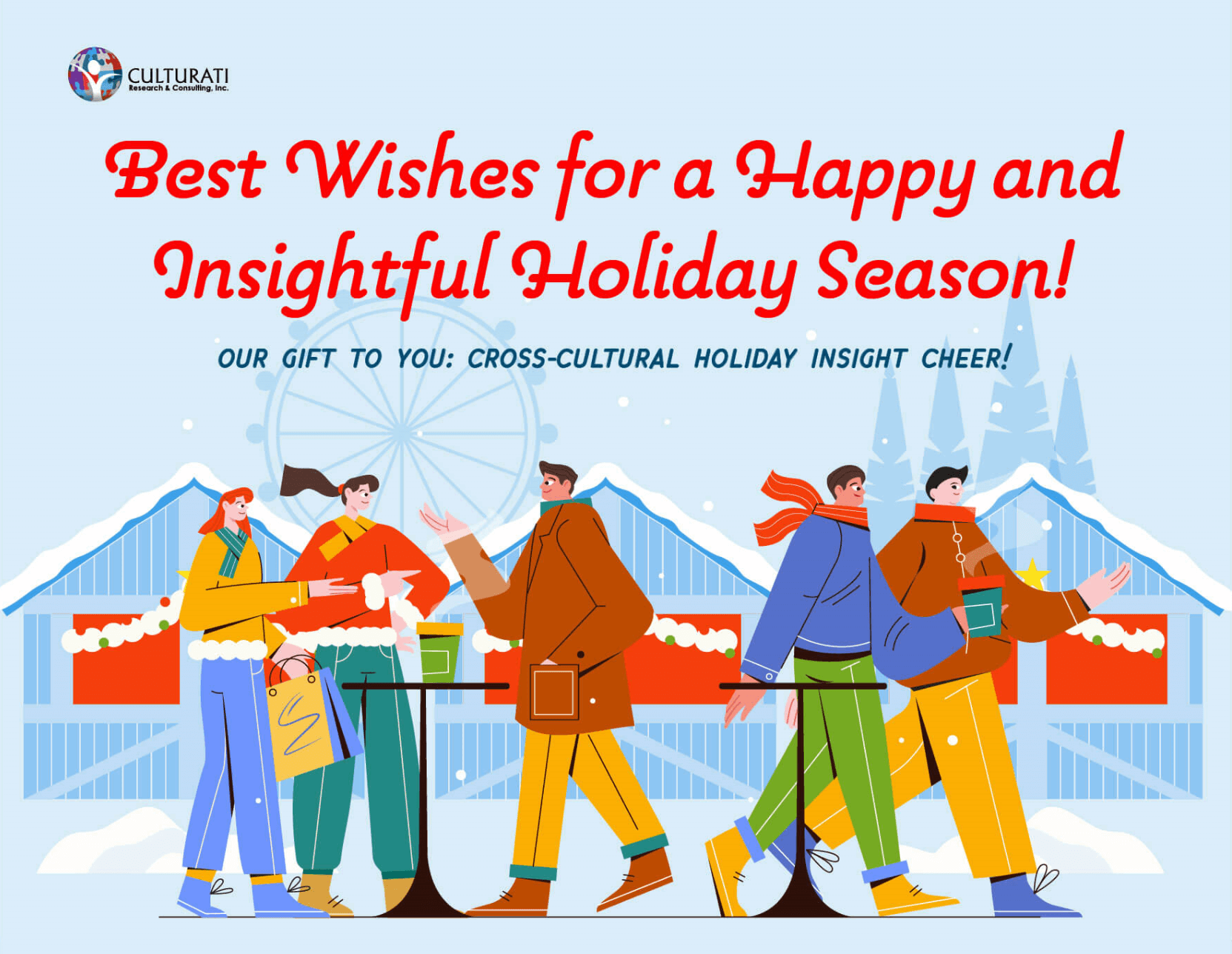 2020 Infographic: Cross-Cultural Holiday Insight Cheer